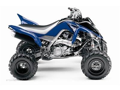 Yamaha Raptor 700R 2009