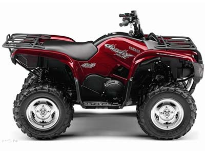 Yamaha Grizzly 550 FI Auto. 4x4 EPS Special Edition 2009
