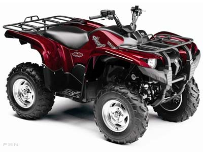 Yamaha Grizzly 700 FI Auto. 4x4 EPS Special Edition 2009