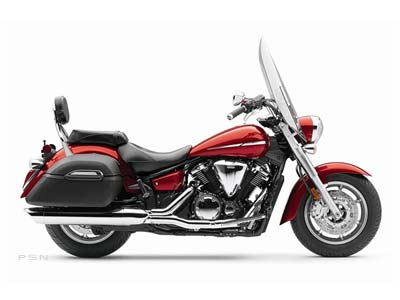 Yamaha V Star 1300 Tourer 2009