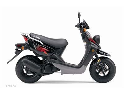 Yamaha Zuma 2009