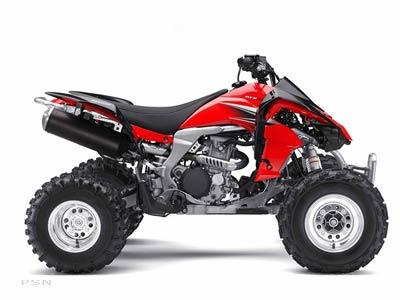 Kawasaki KFX 450R 2009