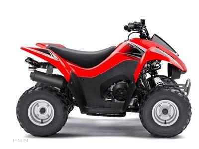 Kawasaki KFX 50 2009