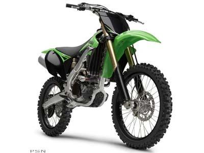 Kawasaki 250cc Dirt Bike