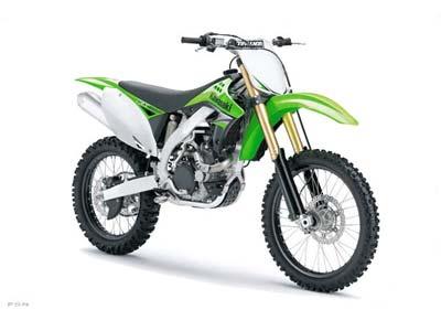 Kawasaki KX450F 2009