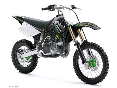 Kawasaki KX85 Monster Energy 2009
