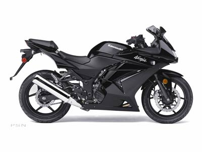 2009 Kawasaki Ninja 250R