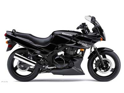 Kawasaki Ninja 500R 2009