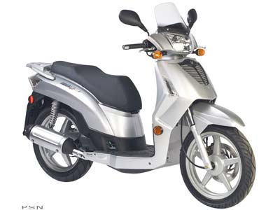 Kymco People S 125 2009