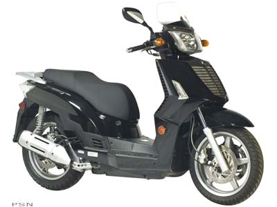 Kymco People S 250 2009