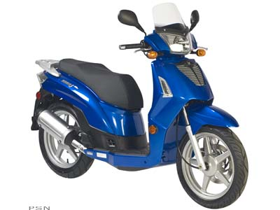 Kymco People S 50 2009