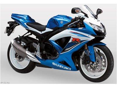 Suzuki GSX-R600 2009