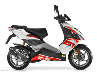 2009 Aprilia SR 50 R Factory