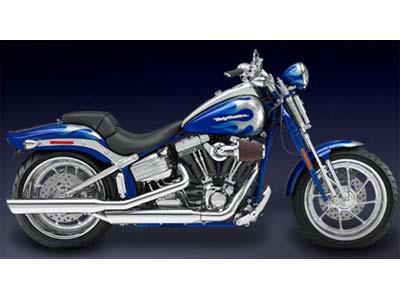 Harley-Davidson FXSTSSE3 CVO Softail Springer 2009