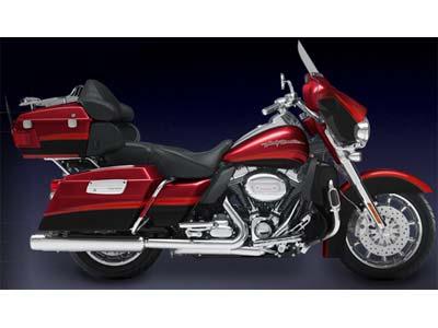 2009 Harley-Davidson CVO� Ultra Classic� Electra Glide�