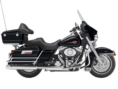 2009 FLHTC Electra Glide Classic