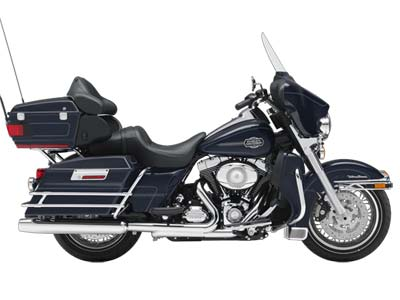 2009 Harley-Davidson FLHTCU Ultra Classic Electra Glide