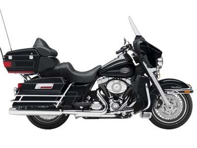 Harley-Davidson FLHTCU Ultra Classic Electra Glide 2009