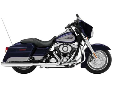 2009 Harley-Davidson FLHX Street Glide