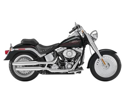 2009 Harley-Davidson Softail� Fat Boy�