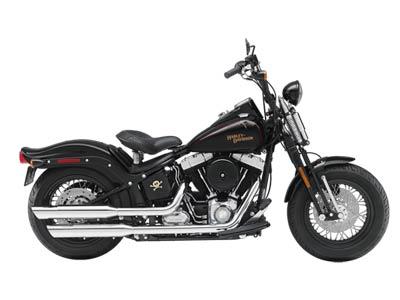 Harley-Davidson FLSTSB Softail Cross Bones 2009