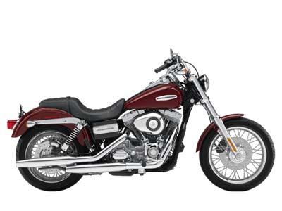 2009 Harley-davidson Fxdc Dyna Super Glide Custom