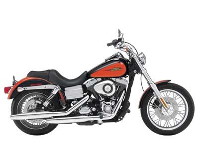 Harley-Davidson FXDL Dyna Low Rider 2009