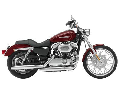 2009 XL 1200C Sportster 1200 Custom