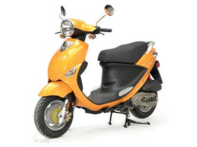 2009 Genuine Scooter Co. Buddy (125 cc)
