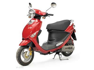 Genuine Scooter Buddy (125 cc) 2009