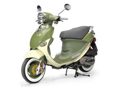 Genuine Scooter Buddy International Italia (150 cc) 2009