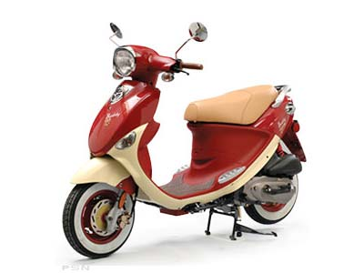 Genuine Scooter Buddy International Pamplona (150 cc) 2009