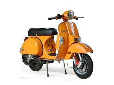 2009 Genuine Scooter Co. Stella (150 cc)
