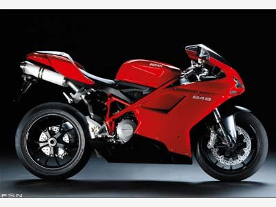 2010 Ducati Superbike 848