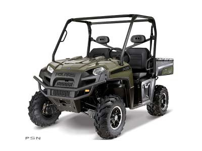 2010 Polaris Ranger 800 HD