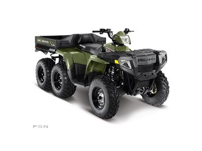 Polaris Sportsman 800 Big Boss 6x6 2010