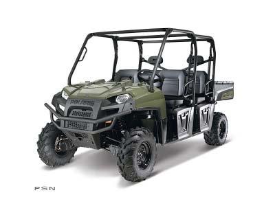 2010 Polaris Ranger 800 Crew