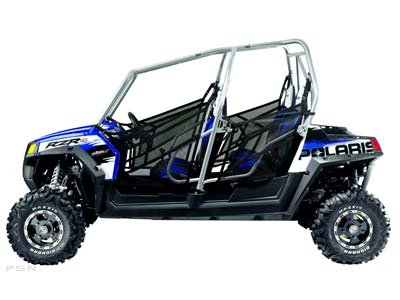 2010 Polaris Ranger RZR 4 Robby Gordon Edition