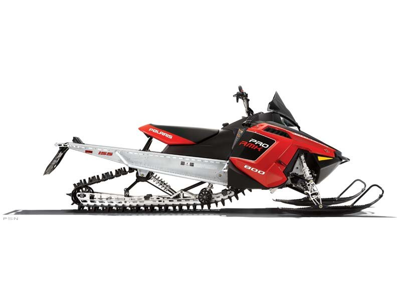 . - Introducing the 2011 Polaris RMK - the lightest, most durable RMK