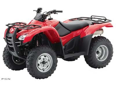 2010 Honda FourTrax Rancher (TRX420TM)