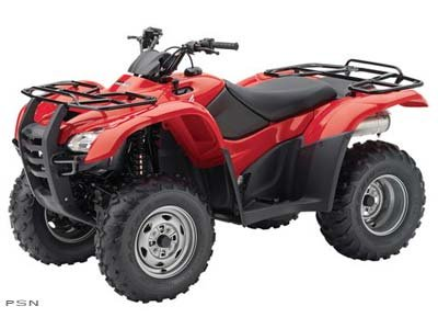 2010 Honda FourTrax Rancher 4x4 (TRX420FM)