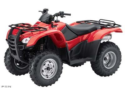 Honda FourTrax Rancher 4x4 ES with EPS (TRX420FPE) 2010