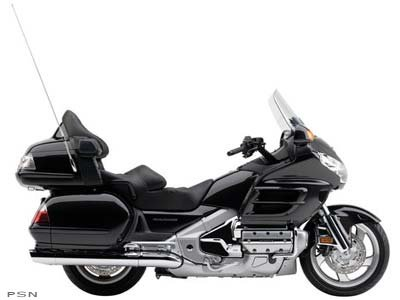 2010 Honda Gold Wing Audio Comfort (GL18HPM)
