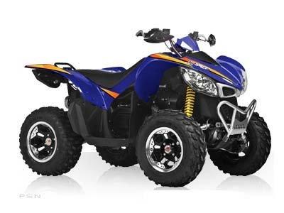 2010 Kymco MAXXER 375 4x4 IRS