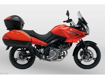 Suzuki V-Strom 650SEA ABS Touring 2010
