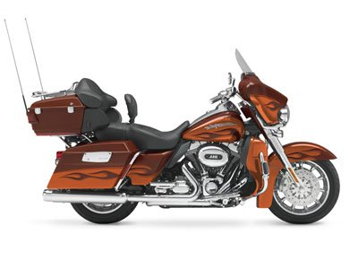 Harley-Davidson FLHTCUSE5 CVO Ultra Classic Electra Glide 2010