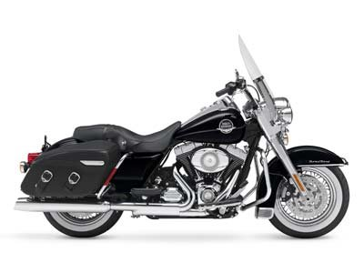 Harley-Davidson FLHRC Road King Classic 2010