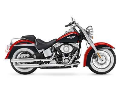 2010 Harley-Davidson FLSTN Softail Deluxe