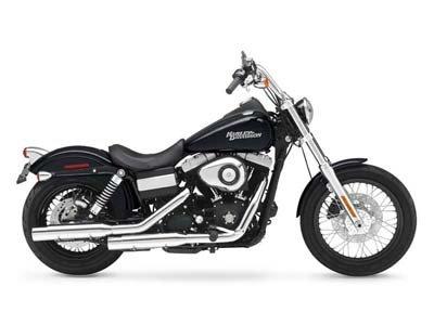 Harley-Davidson FXDB Dyna Street Bob 2010