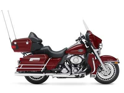 Harley-Davidson FLHTCU Ultra Classic Electra Glide 2010